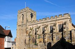 St James Chapel, Warwick. Royalty Free Stock Image