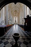 St. James' Church in Brno royalty free stock image