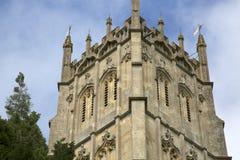 St. James Church, Campden abbrechend, Cotswolds, Gloucestershire Stockfotografie