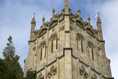 St James Church, Chipping Campden, Cotswolds, Gloucestershire Stock Photography