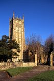 St. James Church, Chipping Campden, England. Stock Image