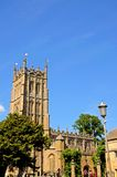 St James Church, Chipping Campden. Royalty Free Stock Photo