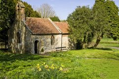 St James Church Fordon Stock Photography