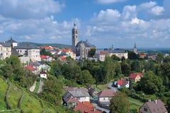St. James Church in Kutna Hora, Czech Republic Stock Image