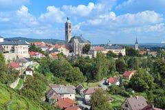 St. James Church in Kutna Hora, Czech Republic Royalty Free Stock Photo