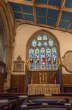 St James Church Louth images stock