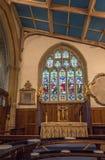 St James Church Louth stock afbeeldingen