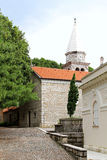 St. James church Opatija Royalty Free Stock Image