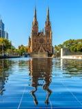 St James' Church, Sydney Royalty Free Stock Image
