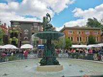2014 St James Court Art Show Royalty-vrije Stock Afbeeldingen