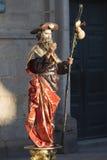 St James der Apostelpantomime Lizenzfreie Stockfotos