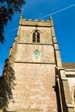 St James The Elder Tower B Horton England royaltyfri fotografi