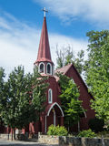 St. James Episcopal Church, Sonora, California Royalty Free Stock Photography