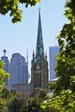 St.James Kathedrale Stockfotografie