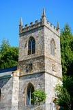 St James kyrkligt torn, Milton Abbas Arkivfoton