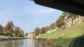 St James most Ljubljana zdjęcie wideo
