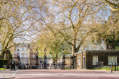 St James palace. Royalty Free Stock Images