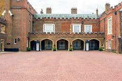 St James Palace in Londen Stock Afbeeldingen