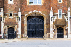 St. James Palace in London Lizenzfreies Stockfoto