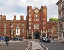 St. James Palace, London Royalty Free Stock Photography