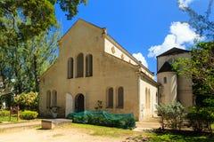 St James Parish Church stock image