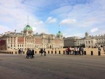 St James Park Horse Guards, la Cité de Westminster Photo stock