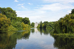 St James park London Stock Photo