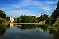St James Park (London) Stock Photography