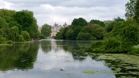 St. James Park, London, England Royalty Free Stock Images