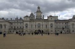 St James Park London Palace Arkivbilder