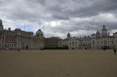 St James Park London Palace Arkivbild
