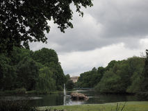 St James Park in London Royalty Free Stock Photography