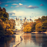 St james park, London Royalty Free Stock Photography