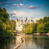 St james park, London Royalty Free Stock Photos