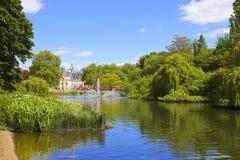 St James park in London, UK Stock Photo