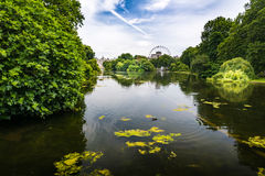 St James Park ( London) Royaltyfri Foto