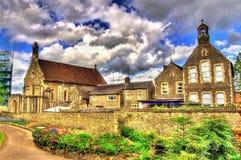 St James' Roman Catholic Church in Reading Royalty Free Stock Photography