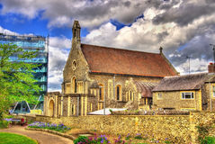 St James' Roman Catholic Church in Reading Stock Images
