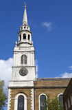 St. James's Church in Clerkenwell, London Royalty Free Stock Images