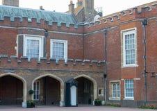 St James ` s paleis, koninklijk woonplaats en huis voor Charles, Prins van Wales Londen, het UK royalty-vrije stock foto's