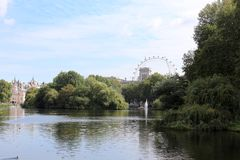 St. James's Park, London, England Stock Photography