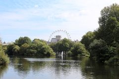 St. James's Park, London, England Stock Photo