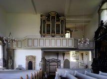 St Jaohannisberg de chapelle près de château Dhaun Allemagne Photo libre de droits