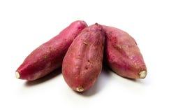 söt japansk potatis Fotografering för Bildbyråer