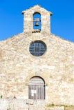 St Jean de Crupies de la capilla Imagenes de archivo
