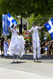 St-Jean parade Montreal Royalty Free Stock Photography