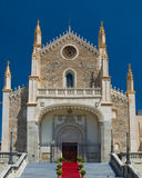 St. Jerome Royal Church in Madrid Royalty Free Stock Photo