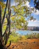 St Jhon Virgin eilanden Stock Foto