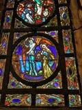 St Joana da igreja do arco Imagem de Stock Royalty Free