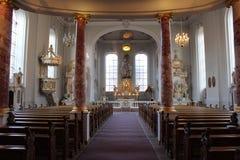 St Joannis da basílica Foto de Stock Royalty Free
